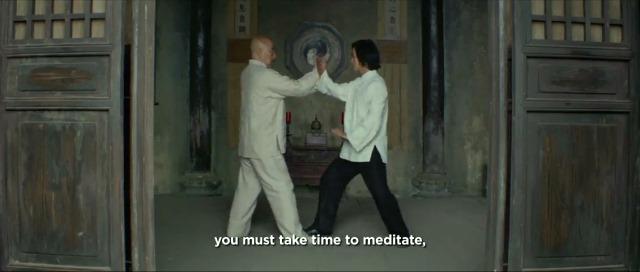 Második Man of Tai Chi trailer, főszerepben Keane Reeves