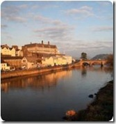 Carmarthen River Towy