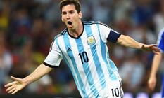 Foto Messi Argentina #6
