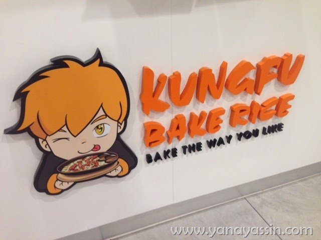 Kungfu Bake Rice