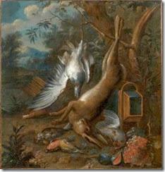 royen_van_willem_frederik-trophée_de_chasse_au_lièvre_oiseaux_e~OMb14300~10471_20081208_08122008moa_32
