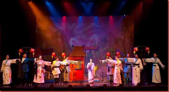 Hua Mulan's Cast