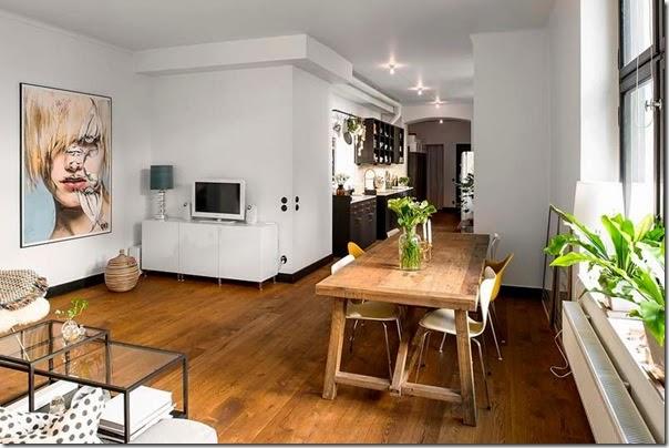 case e interni - scandinavo - semplicità - calore pavimento legno (4)