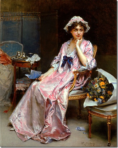 Raimundo Madrazo - The Reluctant Mistress