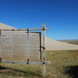 Tianshan - Notice d'utilisation de la dune