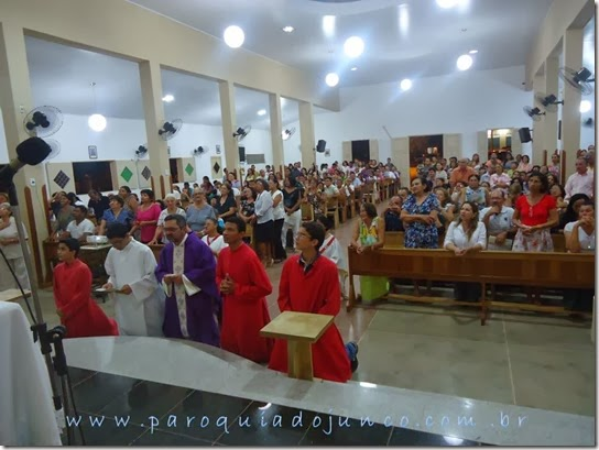 1º DOMINGO ADVENTO 2013 - PAROQUIA SÃO FRANCISCOD DE ASSIS (8)