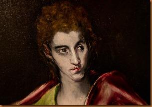 Toledo, Il Greco st John