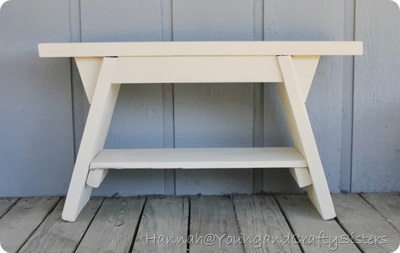Bench Upcycle 2