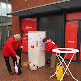 PvdA en SP bij de Helling in kader verkiezing Provinciale Staten - Foto's Freddy Stotefalk
