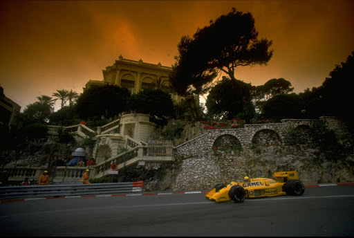 at the Monte Carlo circuit