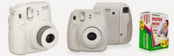 moda da novela em família - câmera fotográfica instantânea fuji isntamax mini da luiza capítulo 11 de fevereiro de 2014
