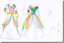Karen-dresses-designing