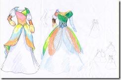 Karen-dresses-designing