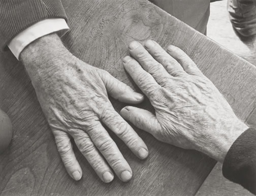 Two Right Hands, 1988_jpg
