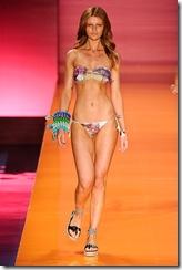 Cintia Dicker Bikini on Runway 2012 Rio Fashion