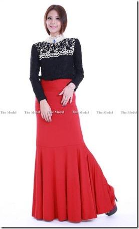 skirt700red