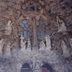 83.- Gaudí. Sagrada familia