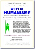 Humanism Poster