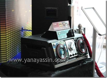 LG Fiesta TV84inch155