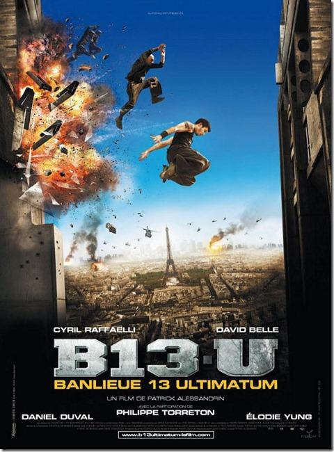 B-13 Ultimatum คู่ขบถ คนอันตราย ภาค 2 [HD Master]