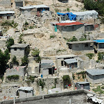 Houses in Port-Au-Prince, Haiti