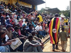 2012-Uganda fans watch Elgon Cup