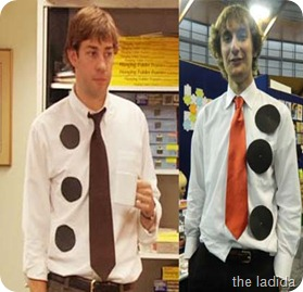 The Office 3 Hole Punch Jim Halpert