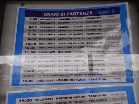 09. Orar Catania - Taormina.JPG