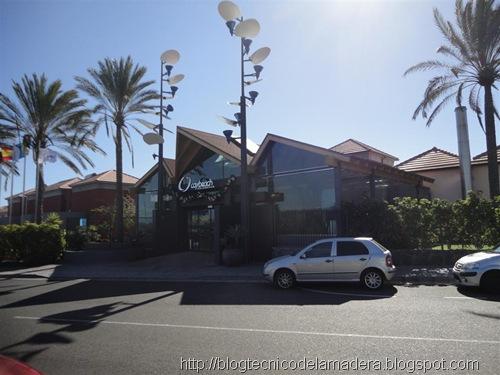 Madera Laminada Hotel Canarias (Large)