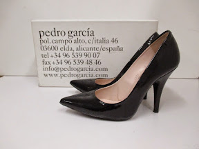 Pedro Garcia Heels