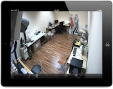 Viewtron HD-SDI CCTV iPad app viewing of an HD-D20W dome HD-SDI CCTV camera that is capable of full 1080p resolution