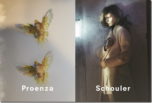 Sasha-Pivovarova-by-David-Sims-for-Proenza-Schouler-Fall-Winter-2013-14-Campaign