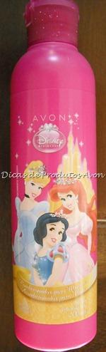 Condicionador Disney princess