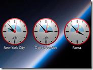 I fusi orari del mondo sul Desktop del PC con Time Zone Master