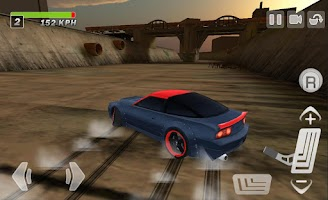 Screenshot of Driftkhana Freestyle Drift App