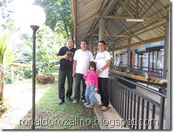 Jalur di  Anjungan Riau Taman Mini Indonesia Indah 3