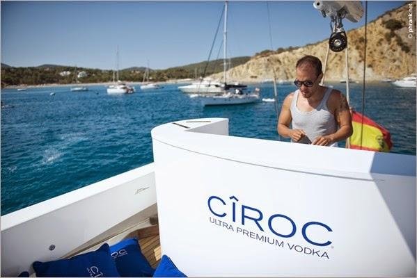 DJ Malvado CIROC Ibiza