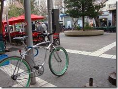 Peatonal em Mendoza