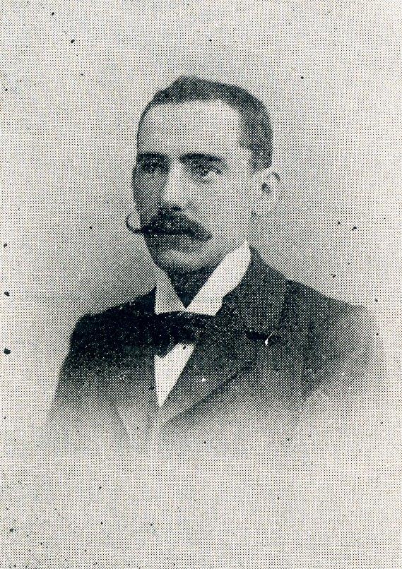 El Capitán D. José Pacheco Iturbe. Foto de la revista EL MUNDO NAVAL ILUSTRADO. Año 1.901.jpg