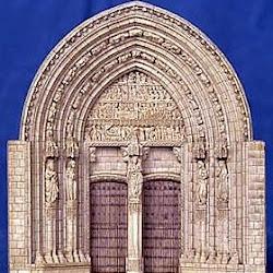 90 - Portada de Santa Maria de Vitoria