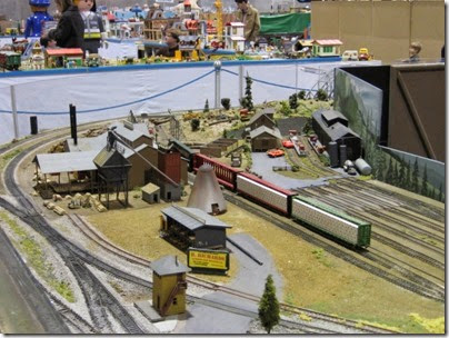 IMG_0339 Aloha & Western Oregon Lines Layout at GWAATS in Vancouver, WA on November 12, 2005