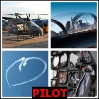 PILOT- Whats The Word Answers