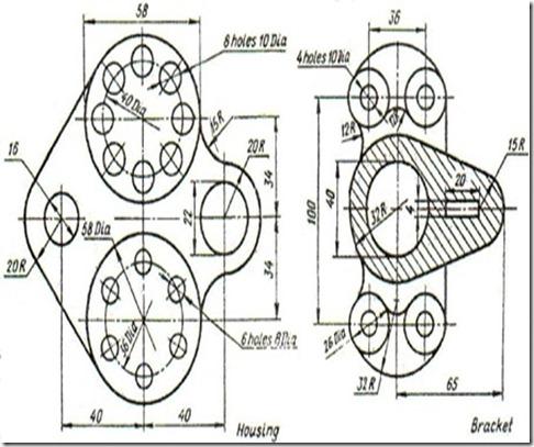 Ramji Mechstyle: AutoCAD 2D Drawings