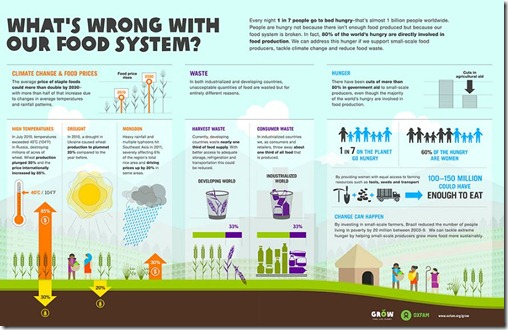What's Wrong With Our Food System