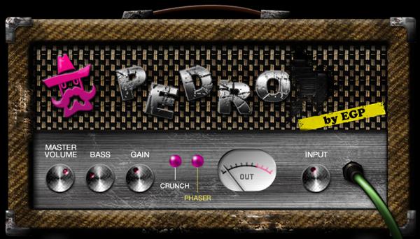 pedro bass amp