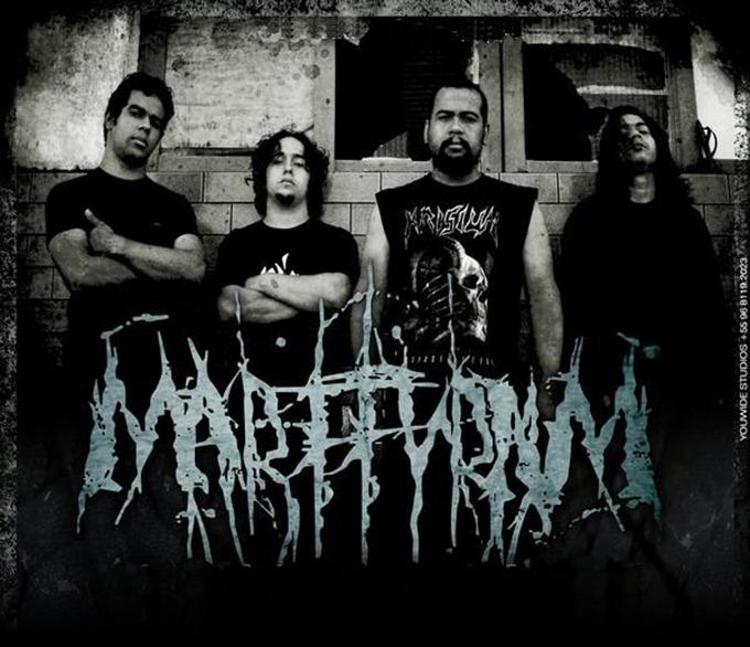 Marttyrium