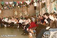 Sinterklaasfeest  in de gymzaal (1)