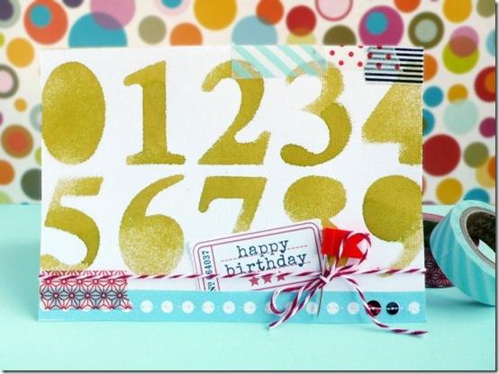 biglietto compleanno - card glimmer mist (1)