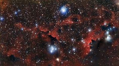Nebulosa da Gaivota