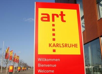 Foire art KARLSRUHE 2012